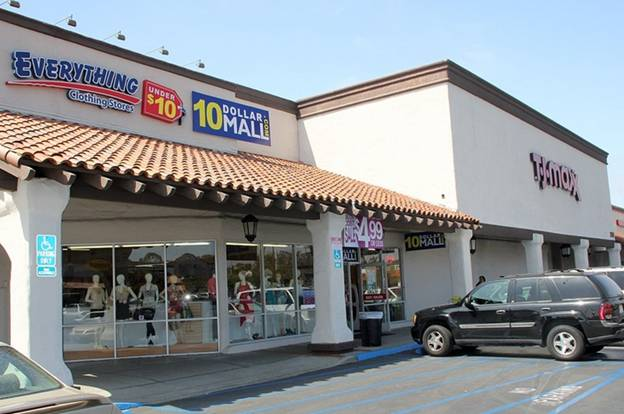 Two Southern CA Retail Centers