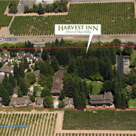 HRC SECURES EQUITY AND DEBT FINANCING FOR NAPA VALLEY HOTEL ACQUISITION