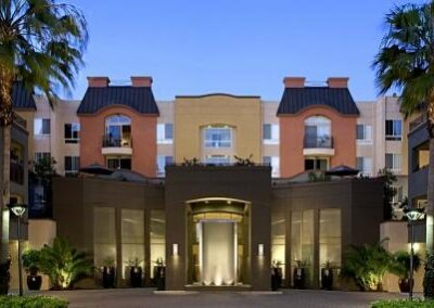 Chateau Marina and Fiji Villas Apartments