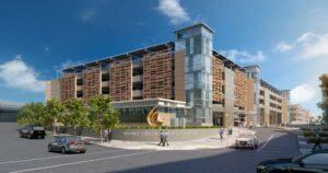 HRC Arranges Mid-Construction/Perm Loan for Walnut Creek BART Parking Garage